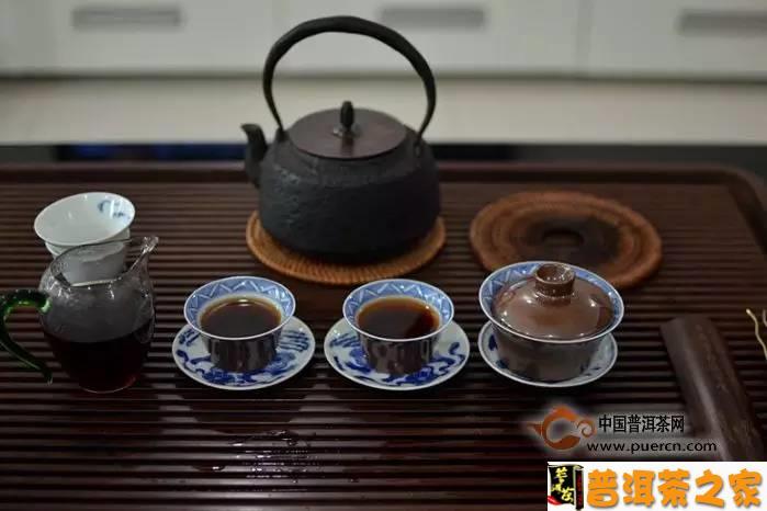 普洱茶图片 收藏概念普洱茶的那些人