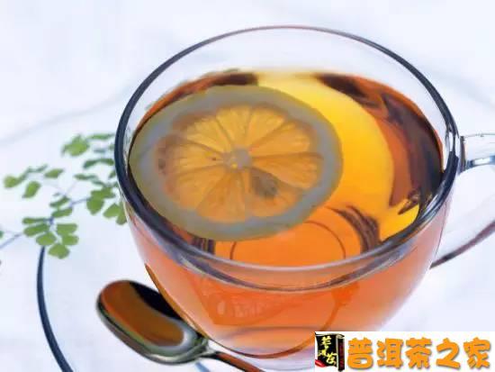 普洱茶图片 普洱茶可以搭配什么一起喝?