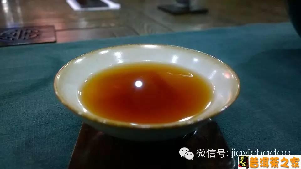 普洱茶图片 普洱茶为什么有酸味?