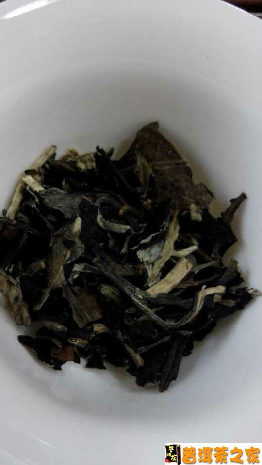 月光白普洱茶 ——口感类似红茶